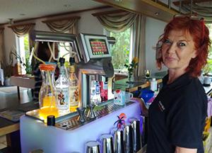 Cabana-Cocktails Cocktail Maschine zur Vermietung